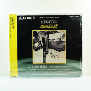 MASS-HOLE A.K.A BLACKASS / PAReDE ORIGINAL SOUNDTRACK SCORE