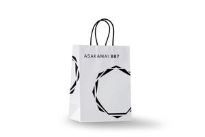 ASAKAMAI 887 オリジナル手提げ袋