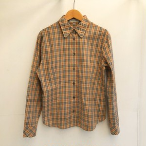 Burberry's check shirts