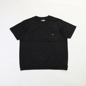 THE NORTH FACE PURPLE LABEL  High Bulky H/S Pocket Tee