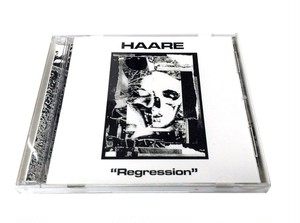 [USED] HAARE - Regression (2016) [CD]