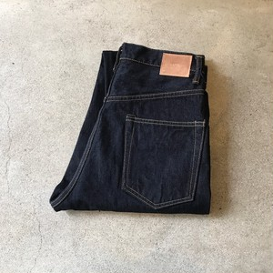 HATSKI Loose Tapered Denim One Wash