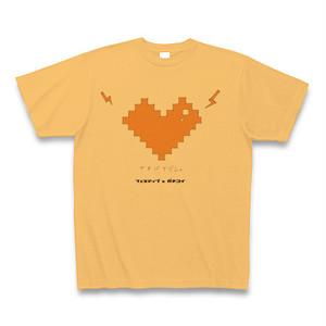 【ガチコイコラボT】「アオバイゾン。」FES☆TIVE 青葉ひなり直筆イラストTシャツ(オレンジ)
