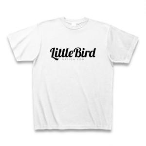 ホワイト LittleBirdNation.comオフィシャル・Tシャツ