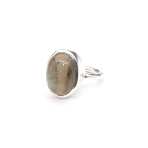 SINGLE STONE NON-ADJUSTABLE RING 001
