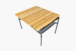 MINIMAL WORKS  ミニマルワークス / MOCHA ROLL TABLE BAMBOO モカロールテーブル バンブー