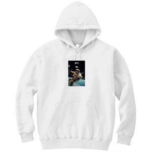 WITH YOU  Light Weight Hoodie
