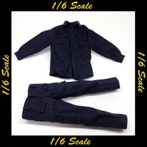 【01966】 1/6 ZC World US Riot Police 制服