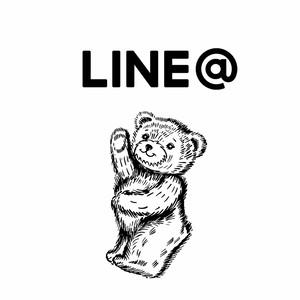 LINE@でクーポンGET!