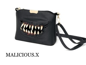 creature shoulder  bag