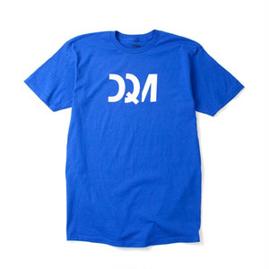 DQM MUNARI GRAPHIC T-SHIRT ROYAL