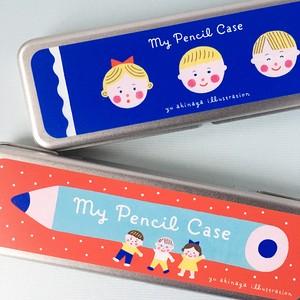 缶ペンケース「My Pencil Case」 / Blue