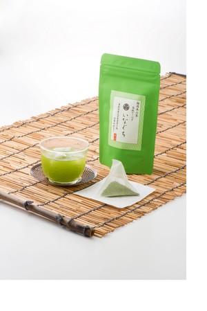 高級煎茶ティーバッグ 「いなぐち」 5g×10個入