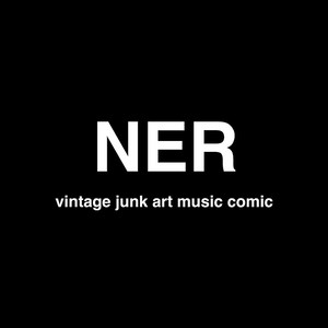 NER Original Logo T-Shirt Black