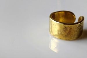真鍮の指輪 №2