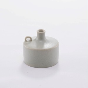 asanomi 花器1800 葉(グリーン) 【陶器 一輪挿し】20210621-08