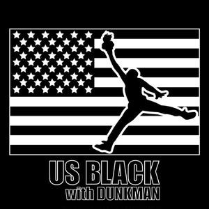 USA 星条旗 ダンクマン ジョーダン Tシャツ TEE B系 B系ファッション メンズ ヒップホップ ダンス HIPHOP 半袖 S M L XL XXL 2XL 大きいサイズ ビッグサイズ 744