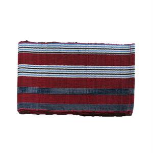 ヨルバの伝統布「アショ・オケ」の半巾帯3 / Yoruba Aso-oke Obi3