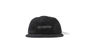 Shaded LOGO 6Panel Cap / BLACK