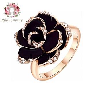 Black rose(ring)