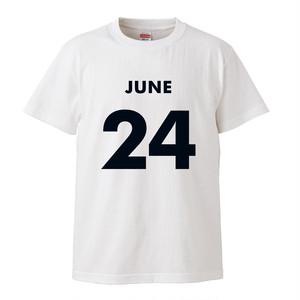 6月24日