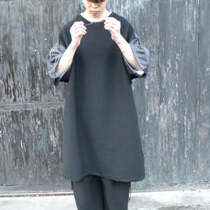 Long-Sleeve-dress (black)