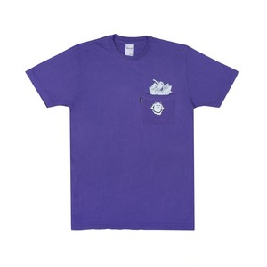 RIPNDIP - Nermamaniac Tee (Purple)