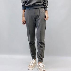 DOUBLE STANDARD CLOTHING(ダブルスタンダードクロージング) ESSENTIAL/スウェード裏毛パンツ 2021秋冬物新作