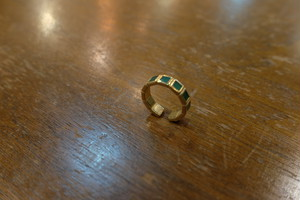 R.ALAGAN SMALL TILE RING
