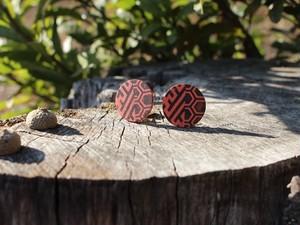 WAGARA Leather Ear Clips (wec-10)