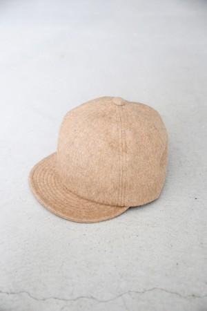 【Nine Tailor】 Shaggy cap