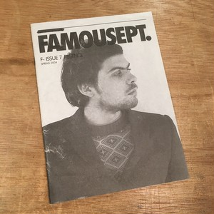 FAMOUSEPT. ISSUE 7 ABSENCE