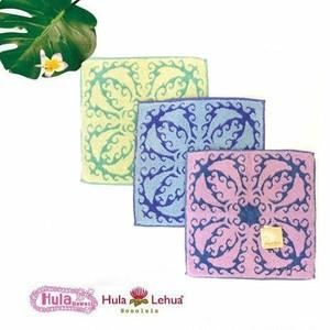 HL-3401563 フラハワイ ハンドタオル アイランドスタイル ハワイアン雑貨 プチギフト オススメ