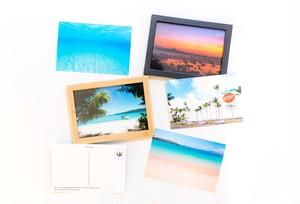 hokuleaオリジナルポストカード5枚セット