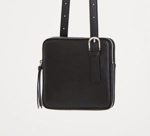 minitmute_twin square bag_black