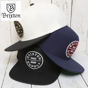 BRIXTON ブリクストン OATH III スナップバックキャップ 00173