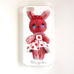 LALA puppenhaus iPhone case -pink-