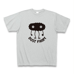 DUST FAIRY Tシャツ (グレー)