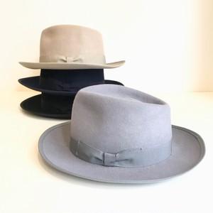 Circle original HAT 「 Fedora hat 」