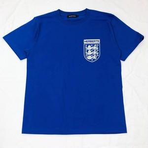 3 LIONS T-SHIRT Royal Blue
