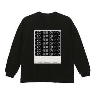 RDC 2020 KV L/S T-shirt Black / White