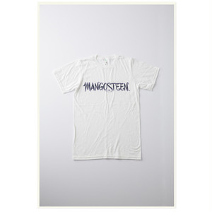 MANGOSTEEN TEE WHITE 【THE DAWN B】