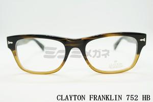 【正規取扱店】CLAYTON FRANKLIN(クレイトンフランクリン) 752 HB
