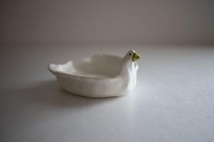 室井雑貨屋(室井夏実)|スワン豆皿
