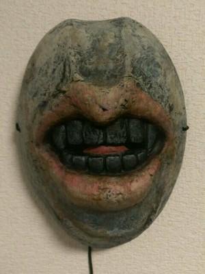 【∀wano】お歯黒べったり