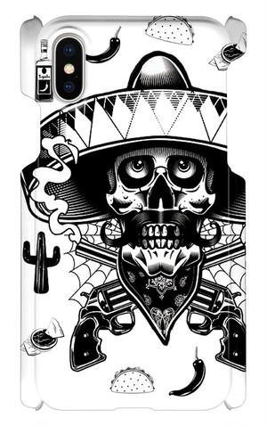 CHICLES BOMBAの、iPhone X用スマホケース