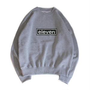 BOX LOGO SWEAT /  GRAY