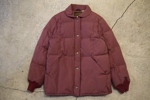 USED Women 80s Eddie Bauer Down Jacket -Medium D0746