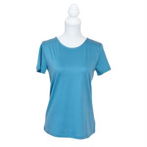 【スモーキーブルー/夏タイプ】パーソナルカラーTシャツ