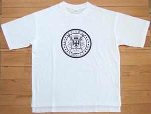 Quand クアンド 天竺プリントTシャツ U.C.S.W.A ホワイト TEE カットソー 半袖 nappalm ナップパーム 201947604